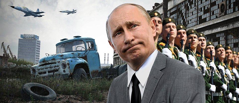 Продавець страху. Чи здатен Путін утримувати нову імперію? (частина 2)