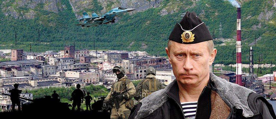 Продавець страху. Навіщо Путін ескалує напруженість із Заходом? (частина 1)