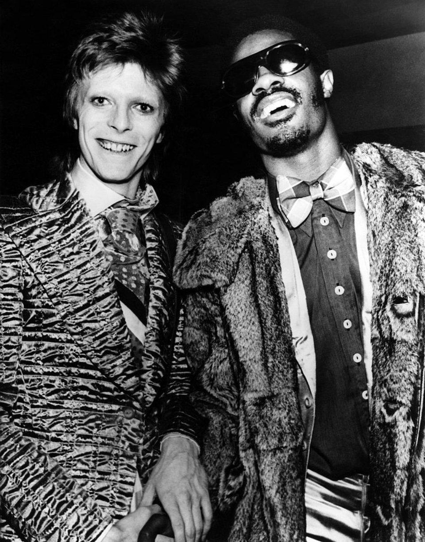 З Девідом Бові, 1973 рік / Getty Images