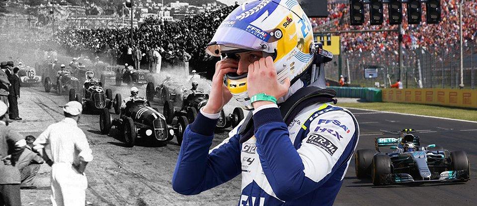 «Формулі-1» — 71 рік. Коли українці зможуть взяти участь у найпопулярніших автоперегонах світу