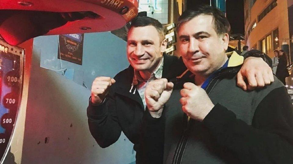 У 2019 році Віталій Кличко запрошував Михеїла Саакашвілі, колишнього президента Грузії, об'єднатися для спільного походу в Раду
