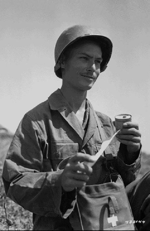 У червні 1944 року Десмонд врятував 75 життів солдат