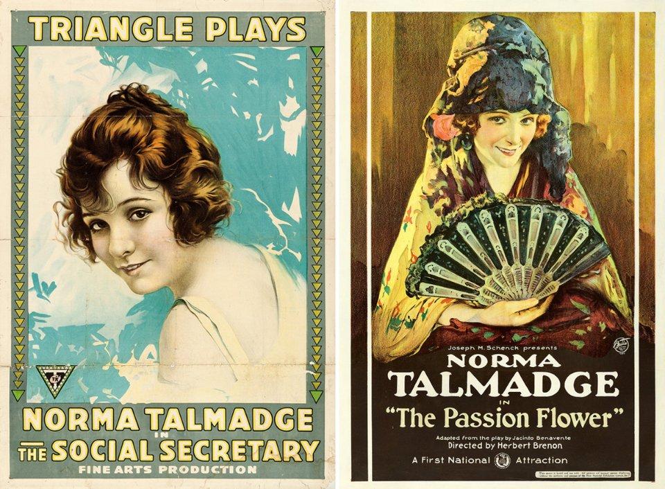 Піку популярності Норма досягла на початку 1920-х років