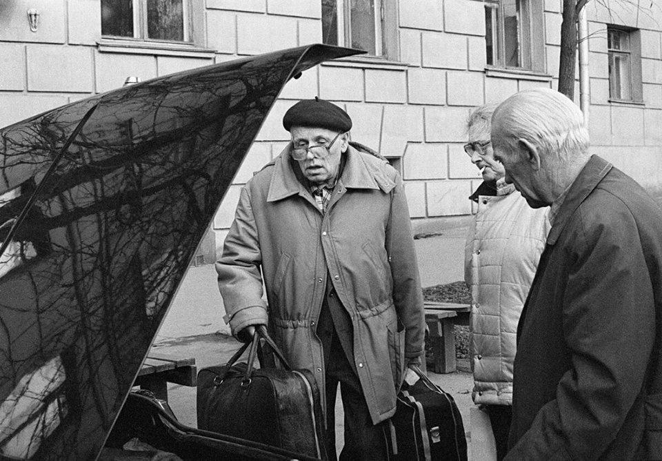 Сахарова висилають до Горького, 1980 рік