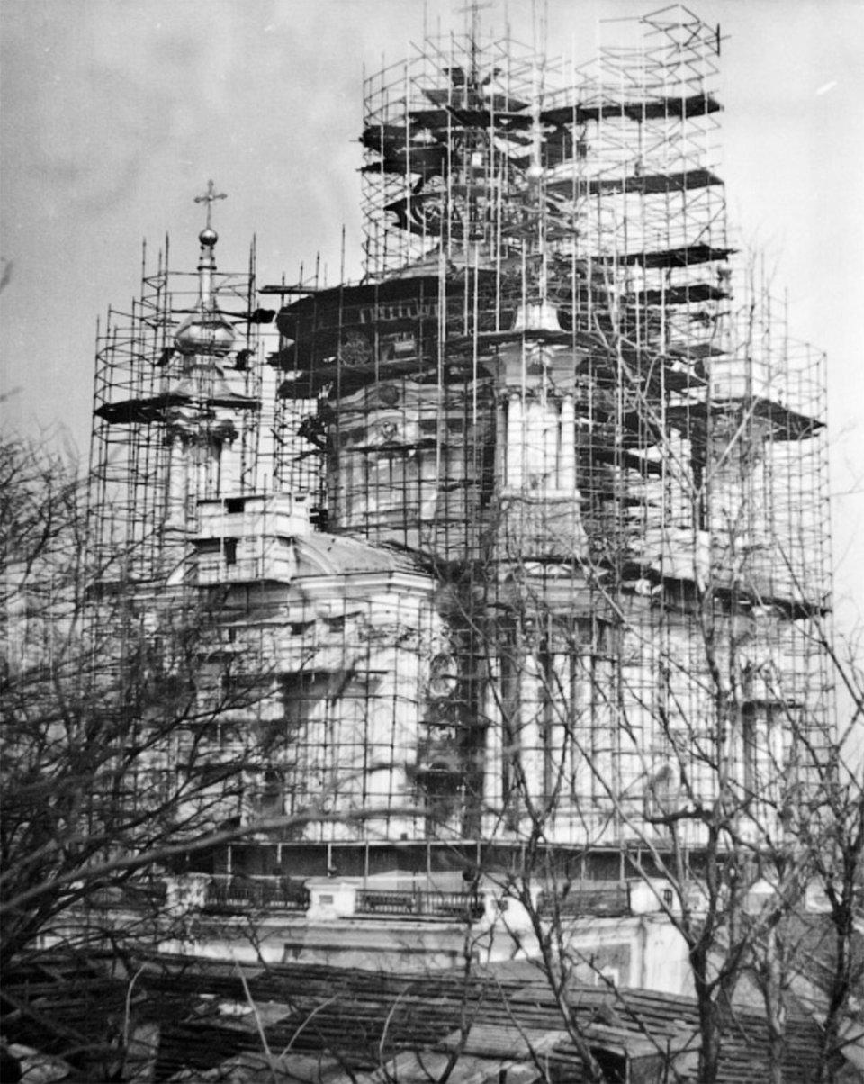 Церква під час рестоврації у 1970-80-х роках