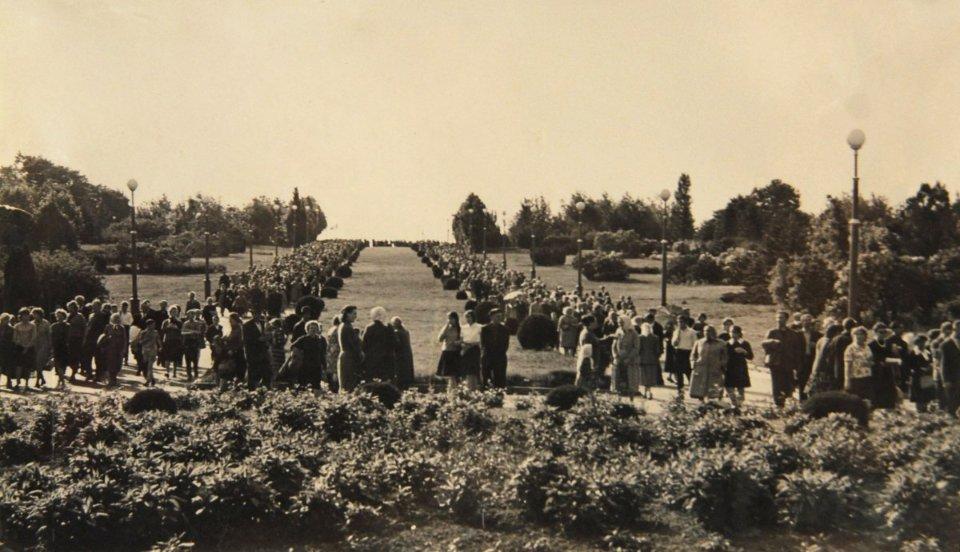 29 травня 1964 року відбулося відкриття Ботанічного саду / УНІАН