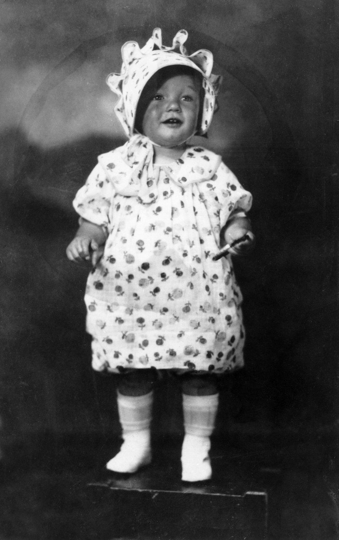 Майбутня зірка при народженні отримала ім'я Норма Джин Мортенсон, 1928 рік/ Getty Images