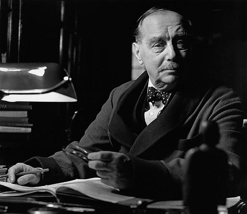 Титул першого футуролога належить Герберту Веллсу