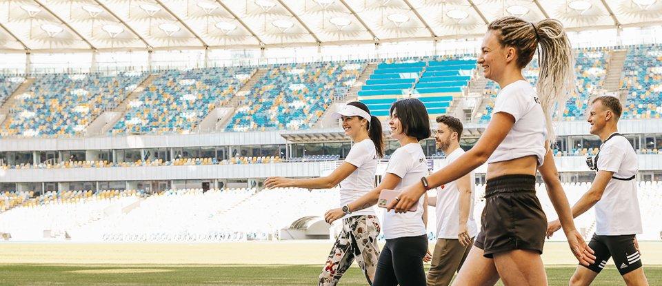 Музичний забіг. Як на НСК «Олімпійський» визначали найкращі українські треки для бігу