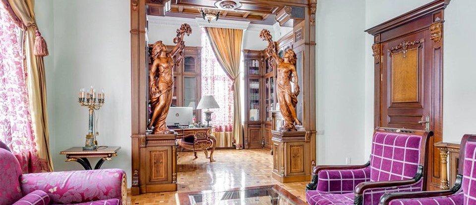 Як виглядає маєток Костянтина Григоришина — власника групи «Енергетичний стандарт»