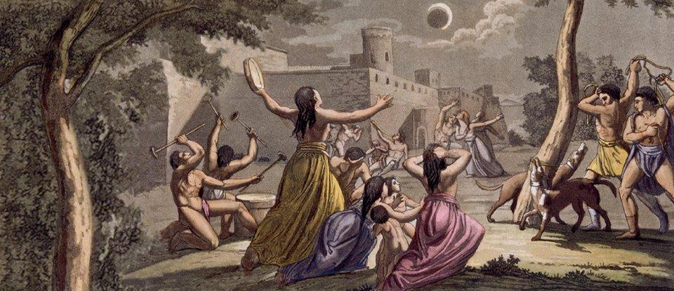 Це вам не ретроградний Меркурій. Історія забобонів про сонячні затемнення