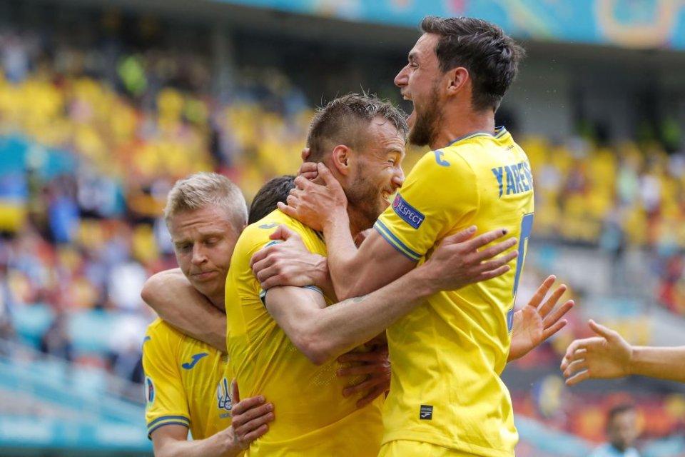Як і в першому матчі, після Ярмоленка забив Яремчук / Getty Images
