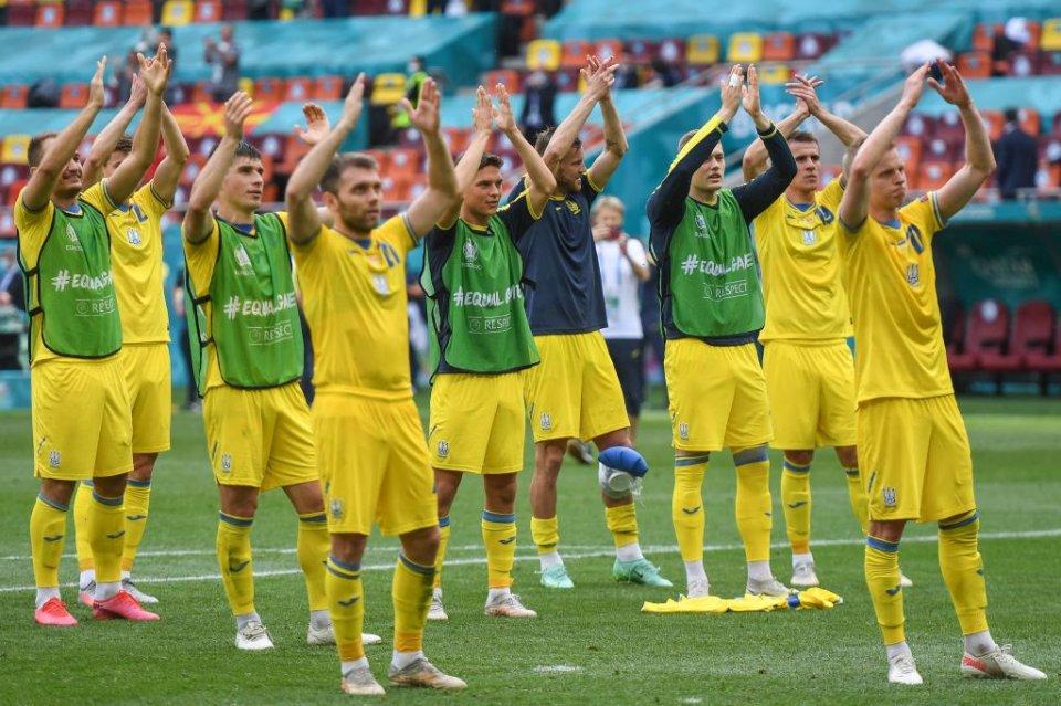 І все-таки українці вистояли! Можна й вболівальникам подякувати / Getty Images