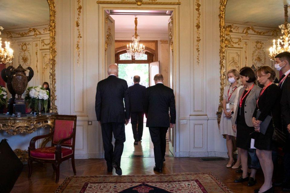 Байден з Путіним прямуюють у майбутнє невизначенності / Getty Images