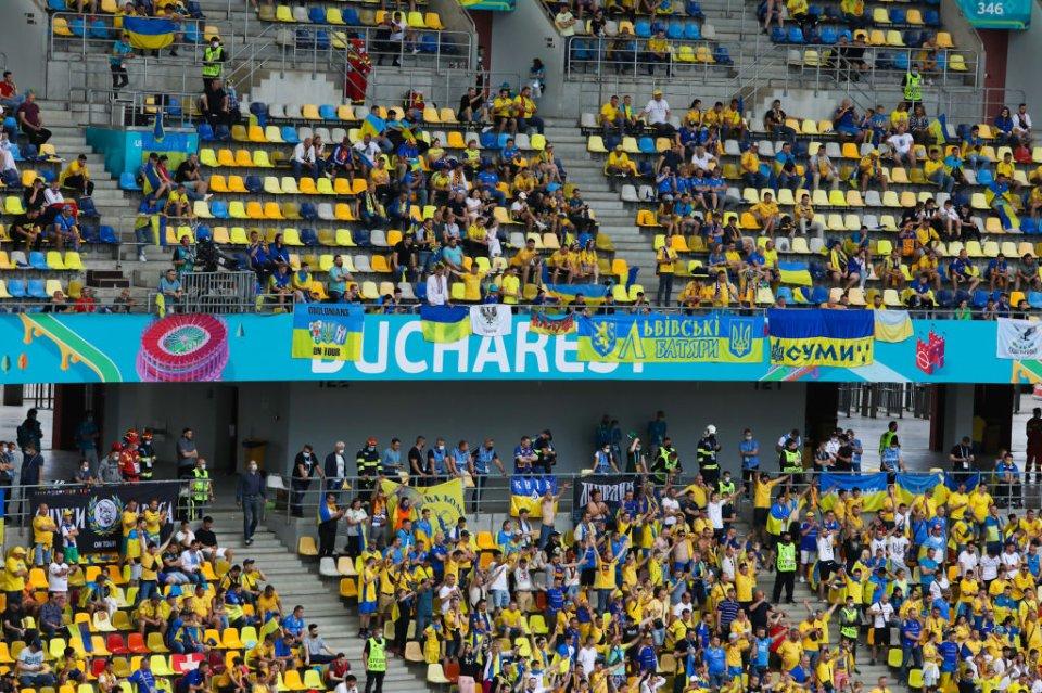 Львів і Суми — разом в Бухаресті / Getty Images