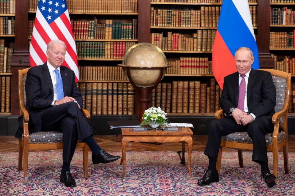 Президенти пообіцяли, що ядерної війни не буде. Це вже добре / Getty Images