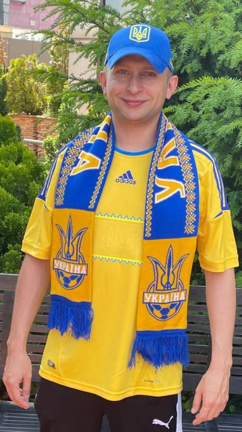 Костянтин Житкевич придбав квитки на Євро ще у 2019 році