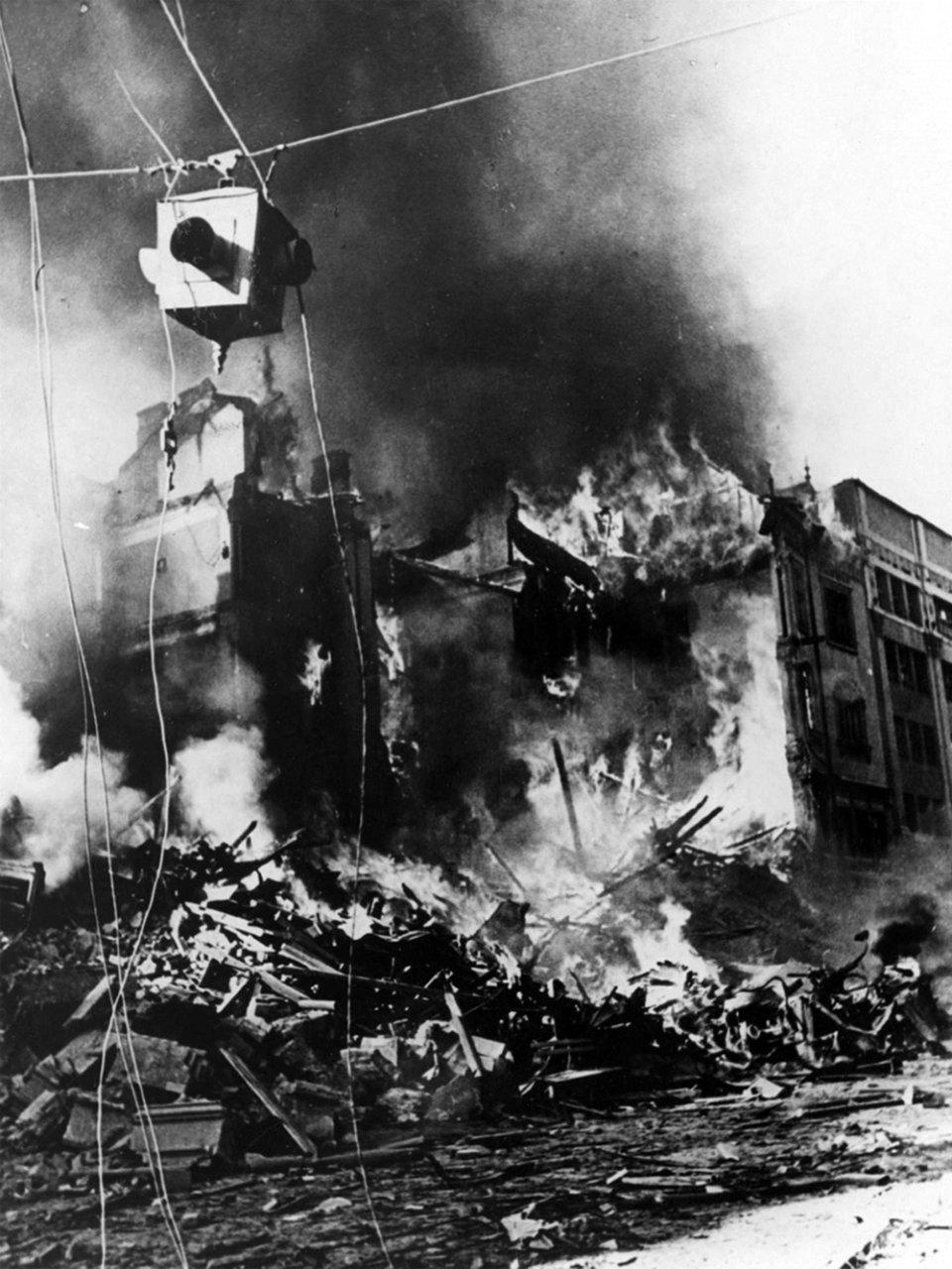 Німці окупували Київ у вересні 1941-го