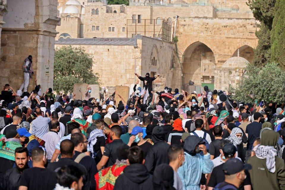 Травневі заворушення в Єрусалимі / Getty Images