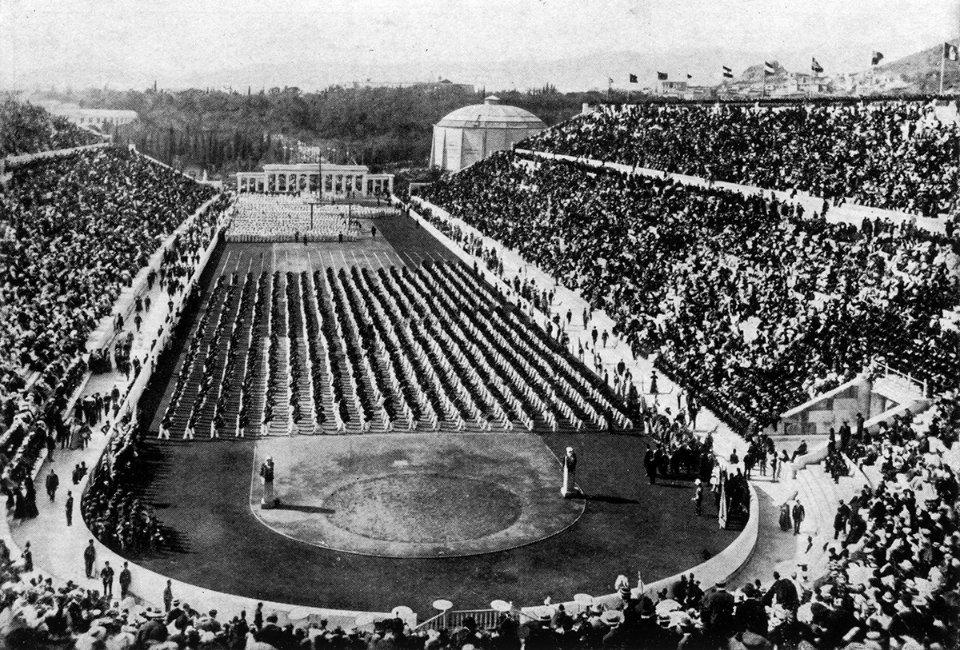 Перші Олімпійські ігри сучасності, Афіни, 1896 рік / Getty Images
