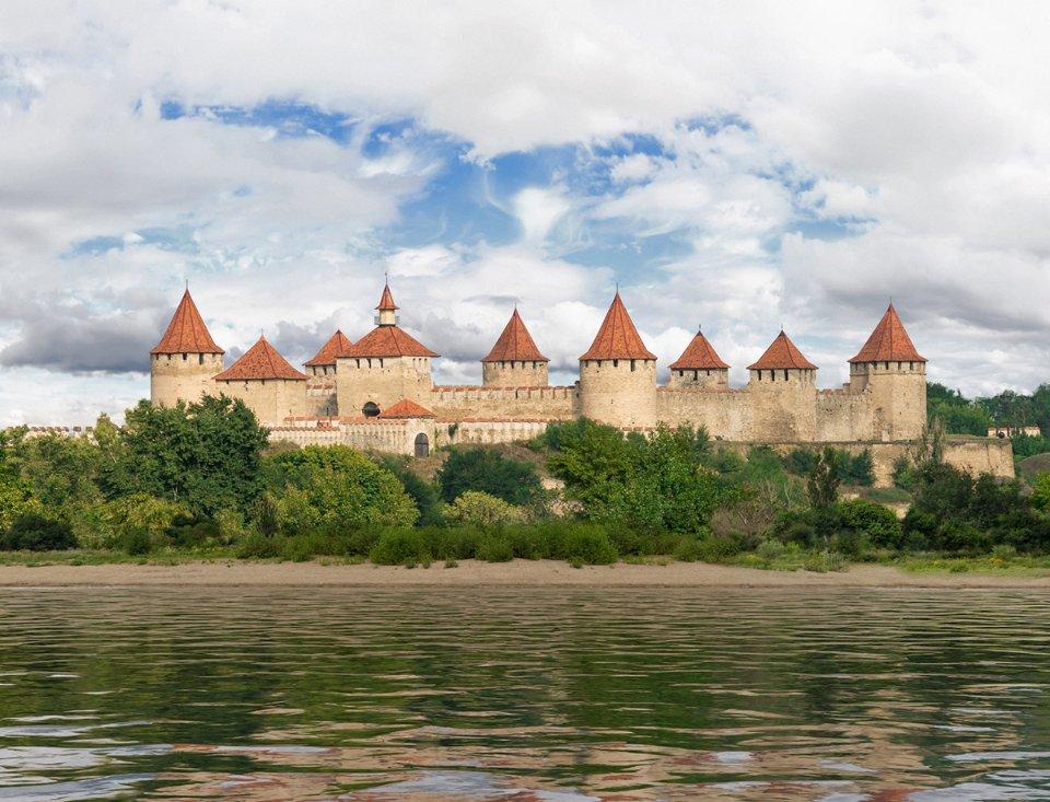 Бендерська фортеця замає площу майже в 70 га