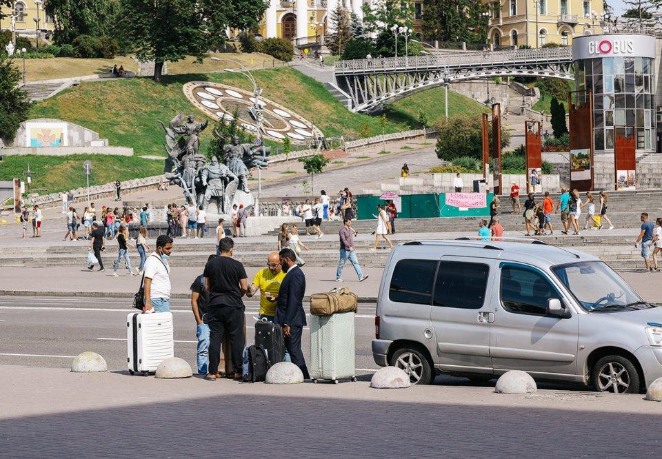Арабські туристи в середньому витрачають у нас €200 на день / Іванна Зубович