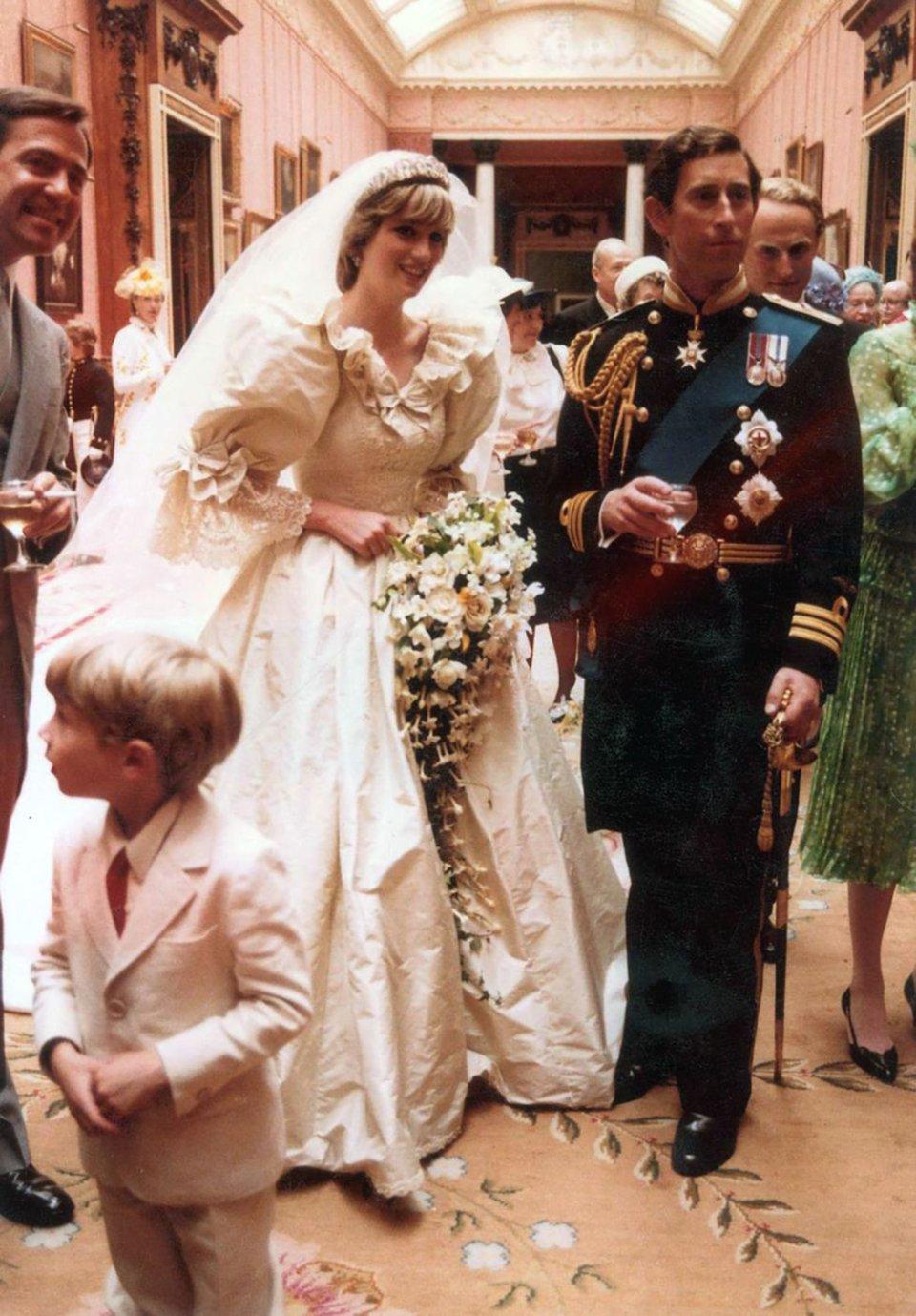 Весілля з принцем Чарльзом, 1981 рік