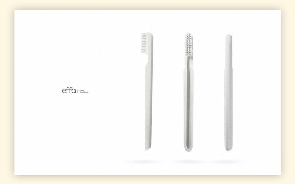 Зубна щітка effa