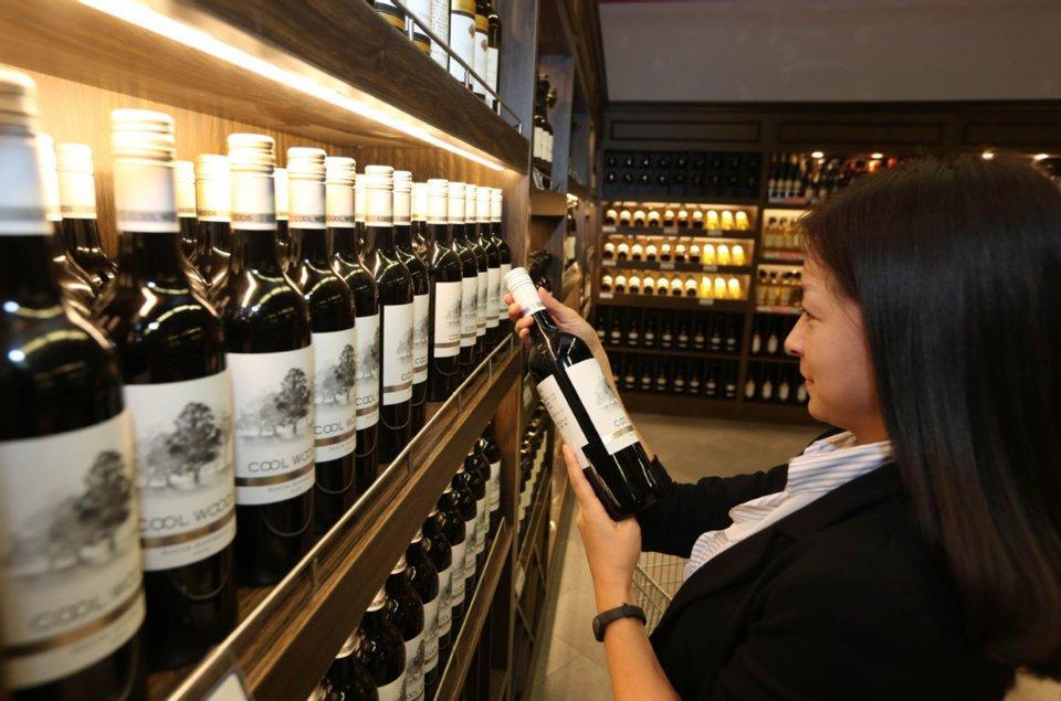 На Китай до конфлікту припадало 40% всього алкогольного імпорту з Австралії