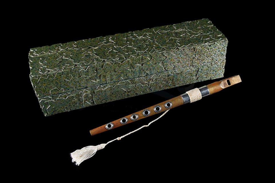 Один з найдорожчих лотів — $190 тис. — Рессіканська флейта Пікара