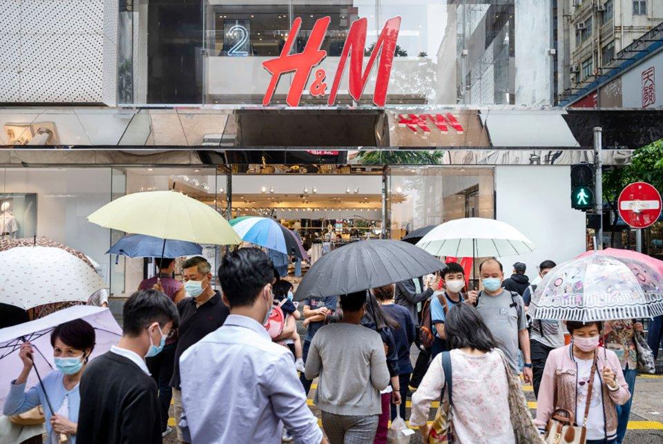 Для H&M Піднебесна — четвертий за величиною ринок, де до конфлікту було розташовано 505 магазинів / Getty Images