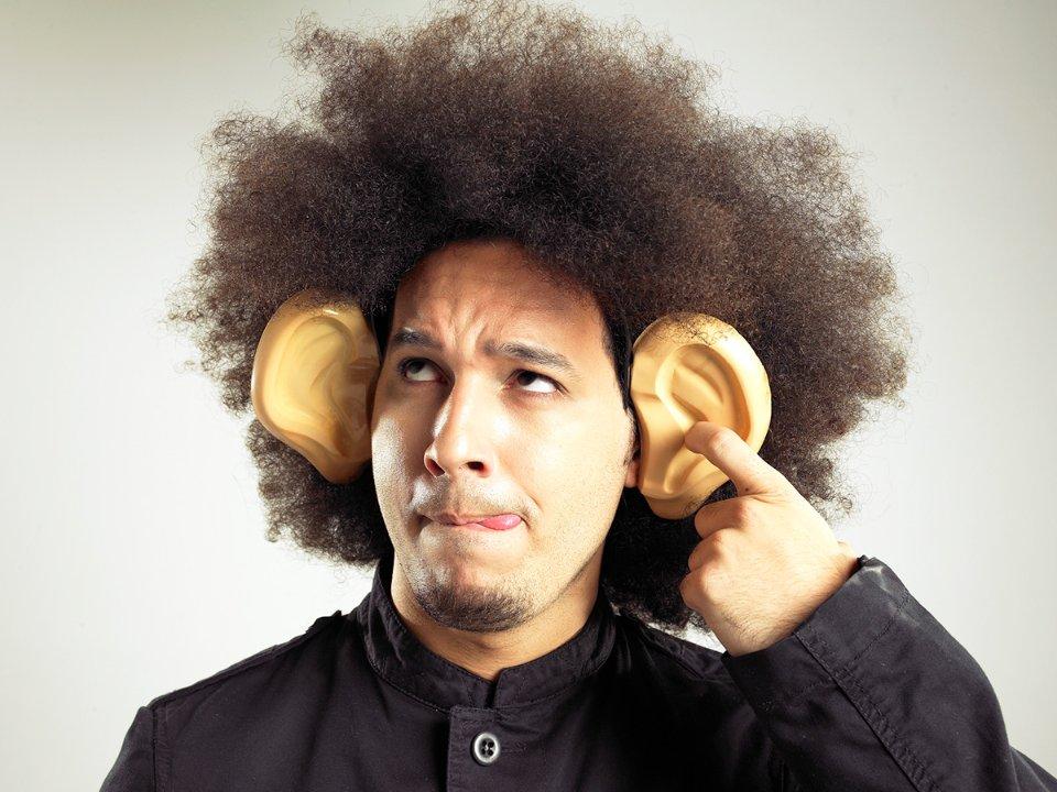 Чому у людей похилого віку такі великі вуха? / Getty Images