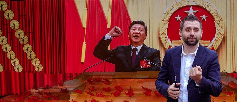 Заповітам Мао Цзедуна — вірні. Навіщо Арахамія розсипався в похвалах Сі Цзіньпіну