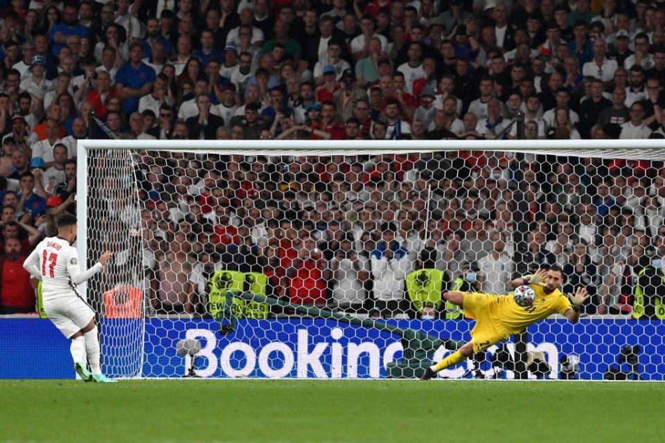 Доннарумма на Євро-2020 виграв дві серії пенальті / Getty Images