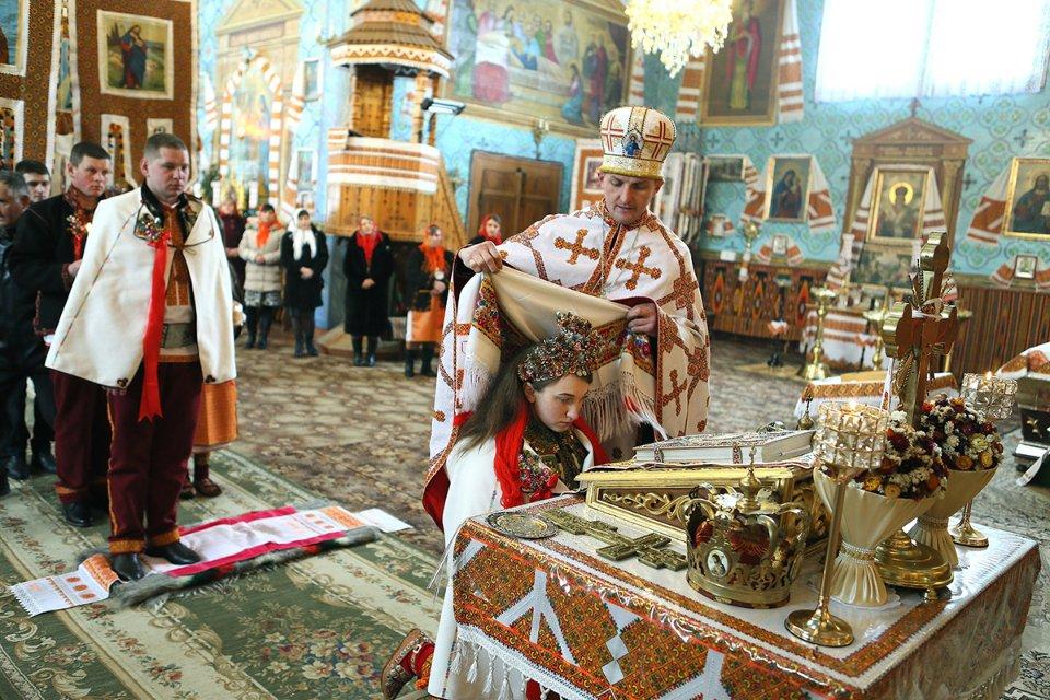 Карпатське весілля