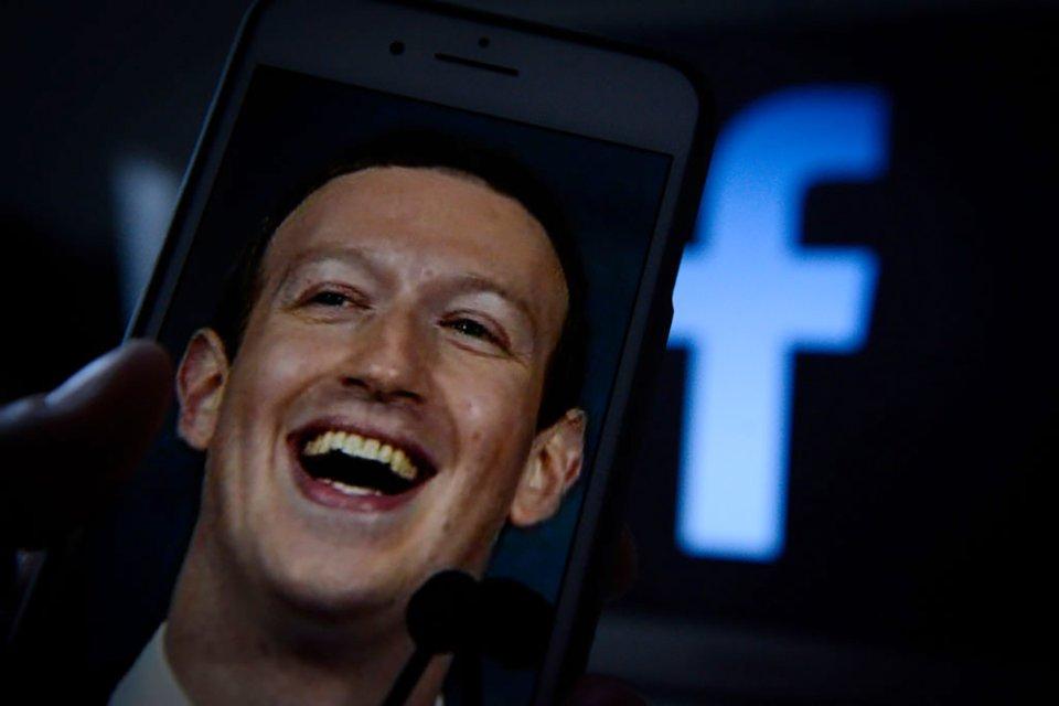 Марк Цукерберг, засновник Facebook / Getty Images