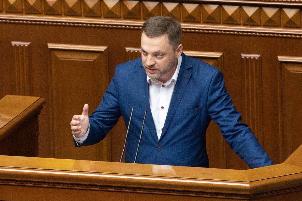 Виступ Дениса Монастирського після призначення очільником МВС / УНІАН