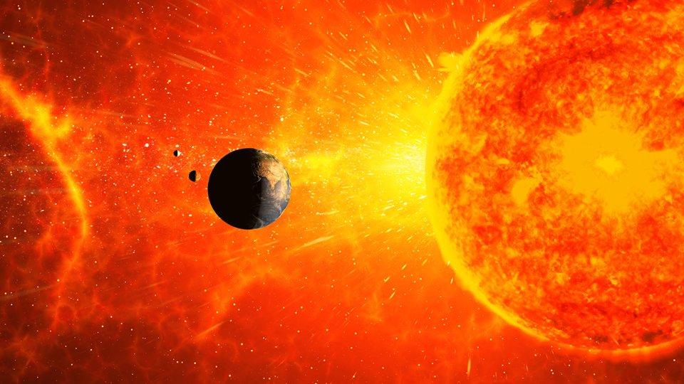 Сонце згасне приблизно через 7-8 млрд років / Getty Images