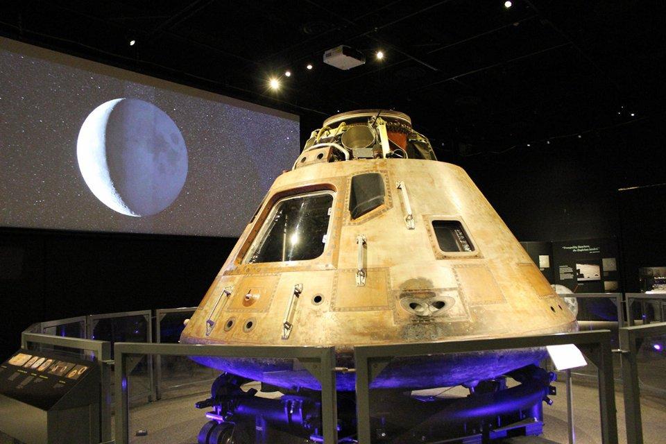 «Аполлон-11» у музеї