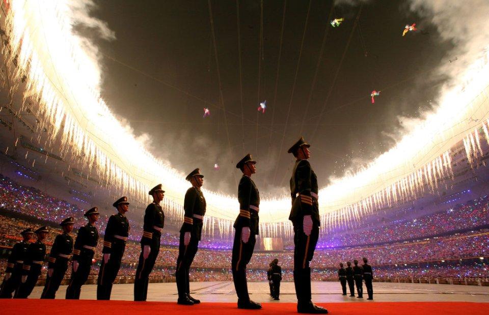 Китай на Ігри-2008 витратив $40 млрд / Getty Images