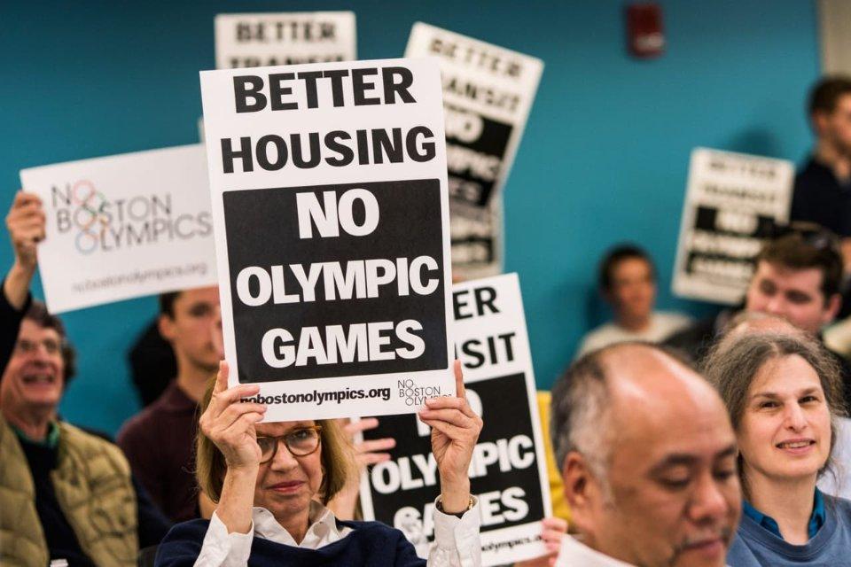 Кампанія проти Ігор у Бостоні зрештою перемогла