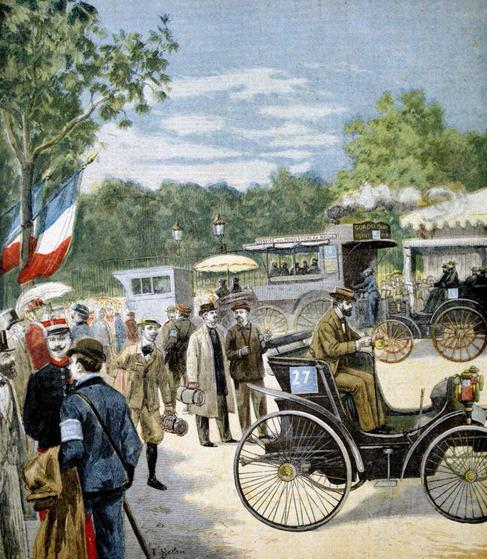 Обкладинка La Petite Journal у грудні 1893 року / Getty Images
