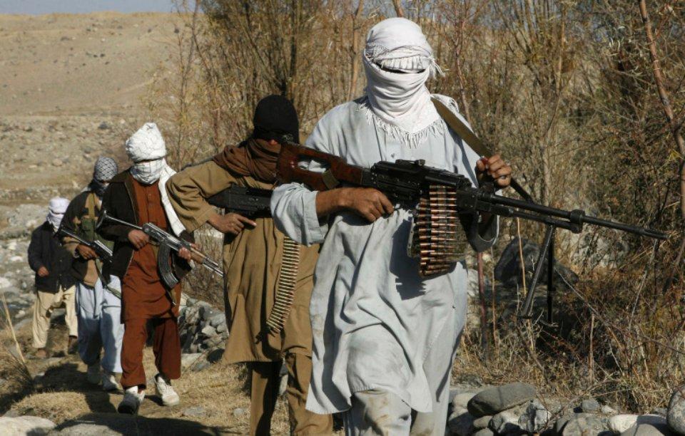 «Ранний» «Талибан» своими действиями почти не отличался от ИГИЛ / REUTERS