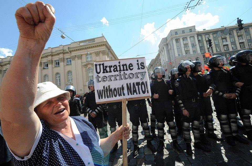 Відношення до НАТО змінювалось протягом 30 років / Getty Images