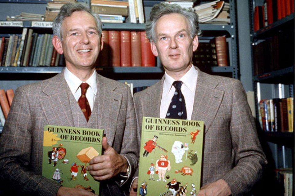 Брати Маквіртери кілька десятиліть очолювали редакцію Книги рекордів Гіннеса. Росса в 1975 році вбили бойовики Ірландської республіканської армії, а Норіс полишив посаду головного редактора в 1985 році