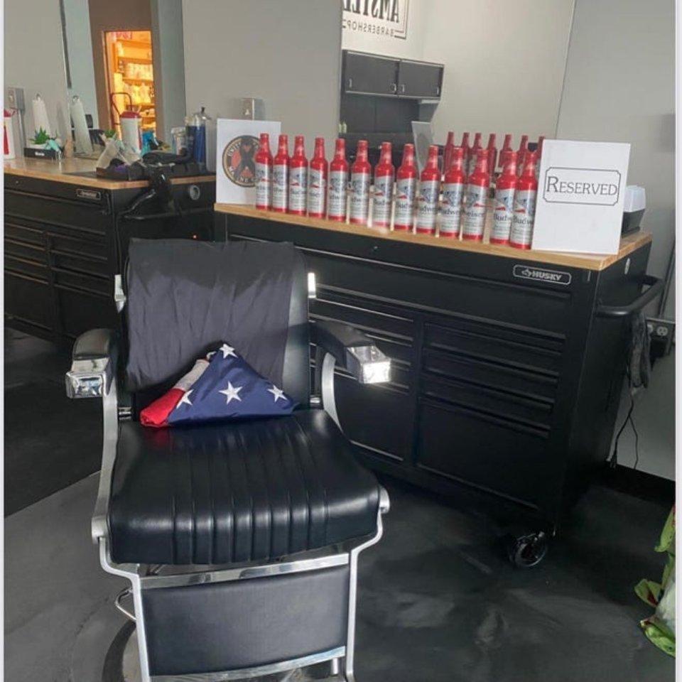 Amstel Barber shop