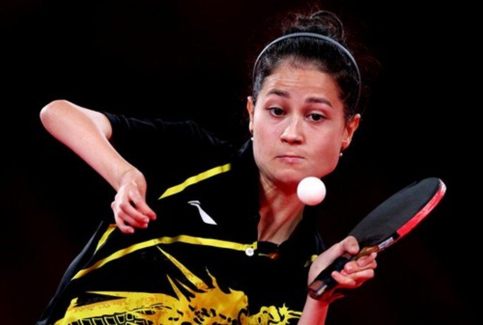 Марина Литовченко здобула золоту медаль у змаганнях з настільного тенісу / Getty Images