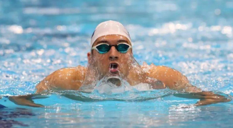 Максим Кріпак виграв стометрівку вільним стилем зі світовим рекордом! Він подолав дистанцію за 50,64 с / Getty Images