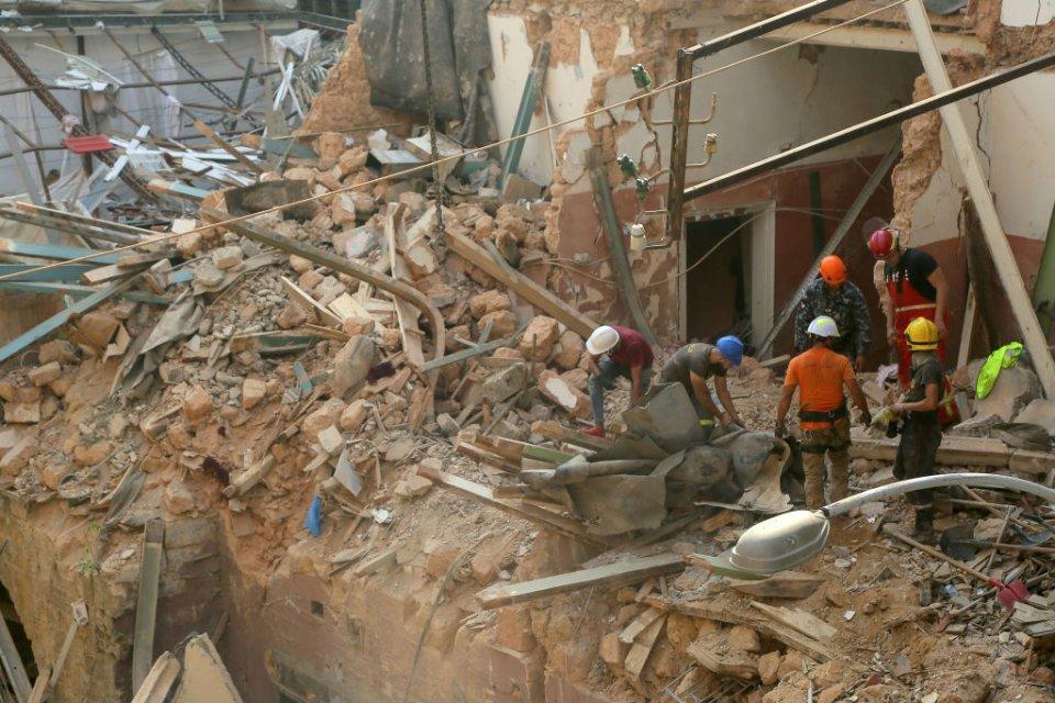 Розчищення завалів триває /Getty Images