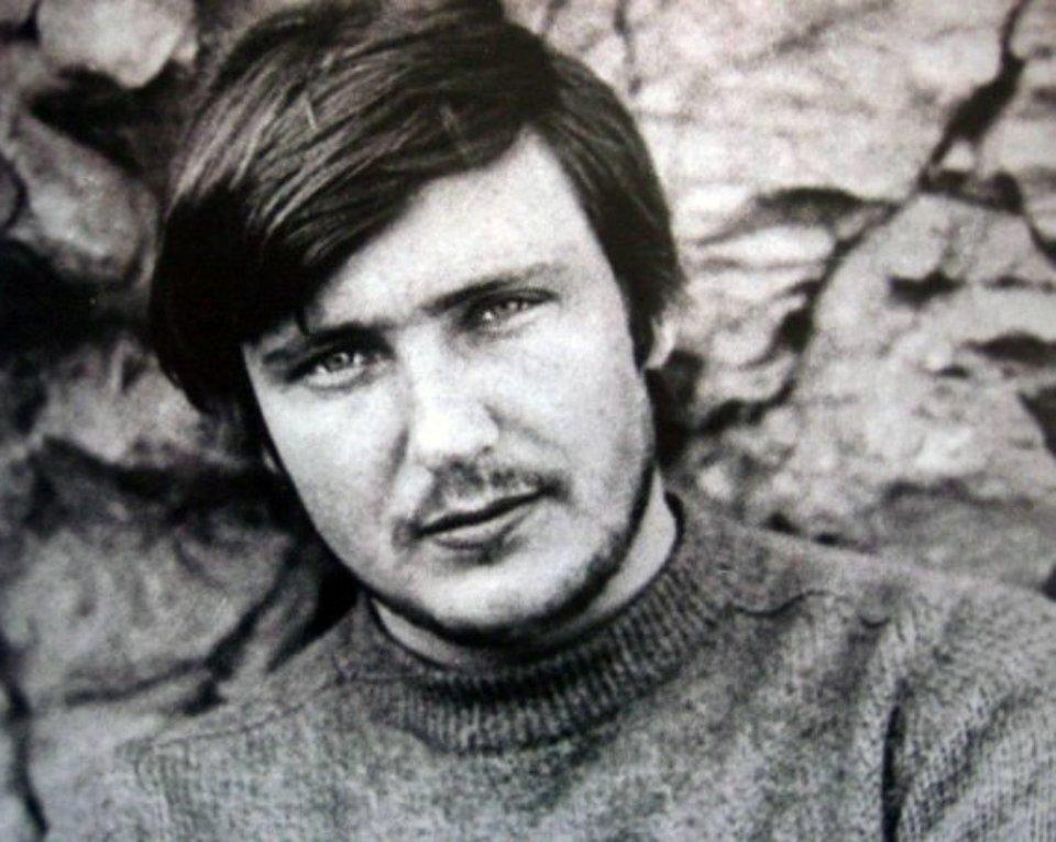 Володимир Івасюк пішов з життя в 30 років / Wikipedia